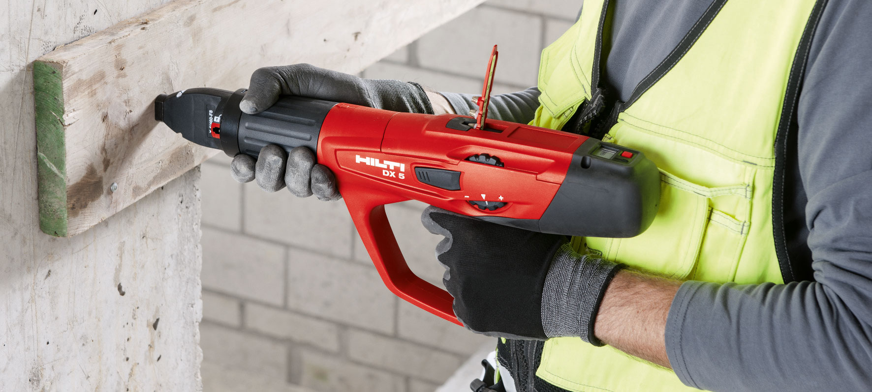 Hilti Direct fastening Tooln DX 5