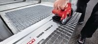 SCM 22-A Cordless circular saw for cutting metal Applications 1